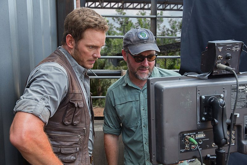 Colin Trevorrow Confirmed to Direct Jurassic World 3!