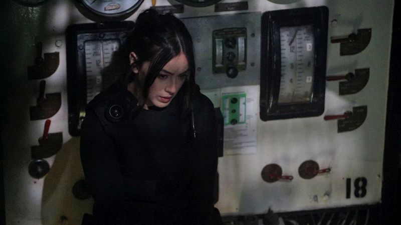 Promo for Marvel's Agents of SHIELD Episode 5.13