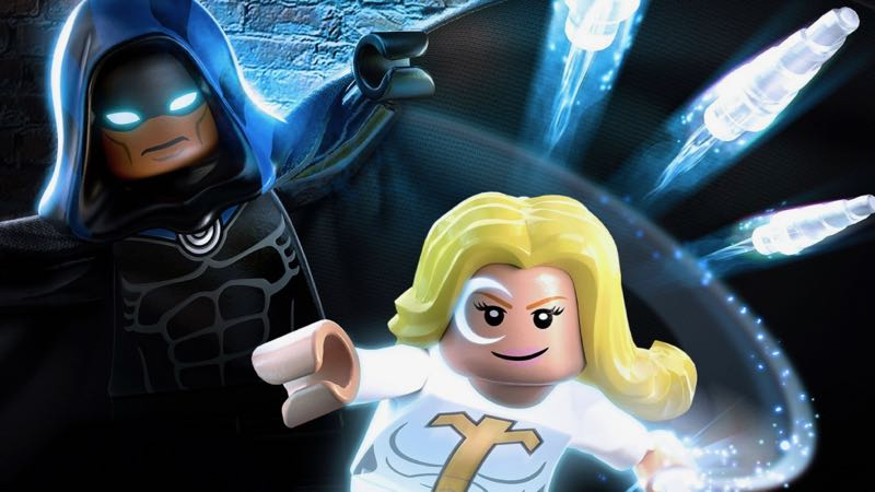LEGO Marvel Super Heroes 2 Adds Cloak & Dagger DLC