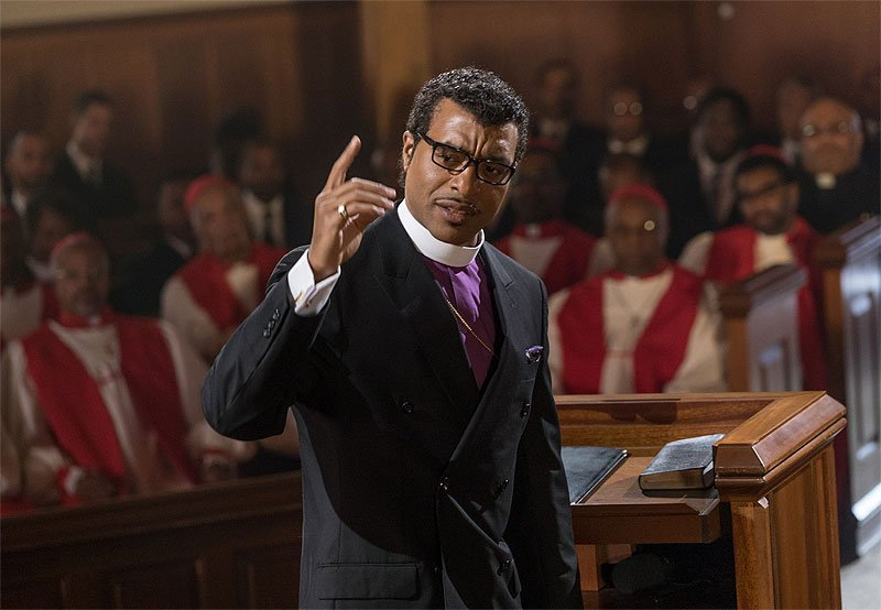 Come Sunday Trailer and Key Art With Chiwetel Ejiofor