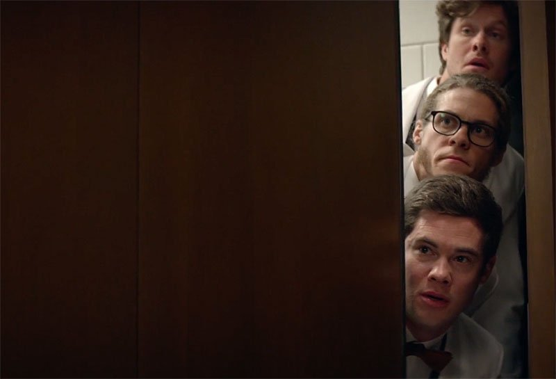 New Game Over, Man! Trailer from the Workaholics Crew