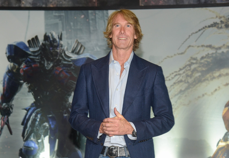 Michael Bay to Direct Robopocalypse and 6 Underground