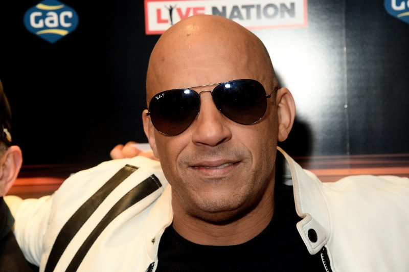 Vin Diesel joins Sony's adaptation of the Valiant comic Bloodshot with Dave Wilson set to direct