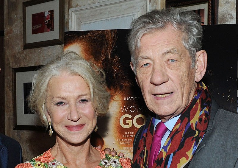 Ian McKellen Plans to Swindle Helen Mirren in 'The Good Liar'
