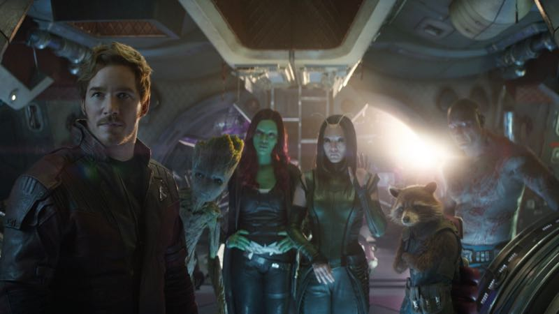 How the Guardians of the Galaxy Fit into Infinity War