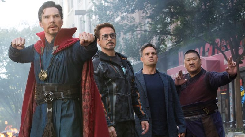 Infinity War Advance Ticket Sales Breaks first day Record