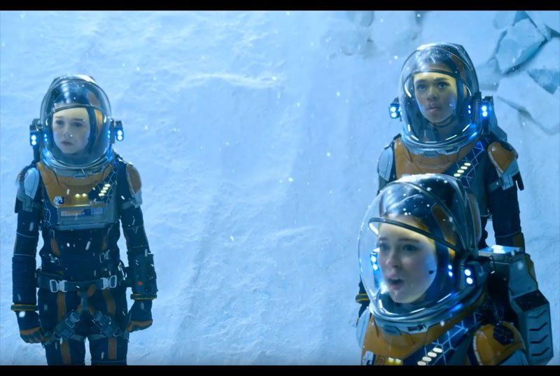 New Lost in Space Featurette on the Robinson Family Journey