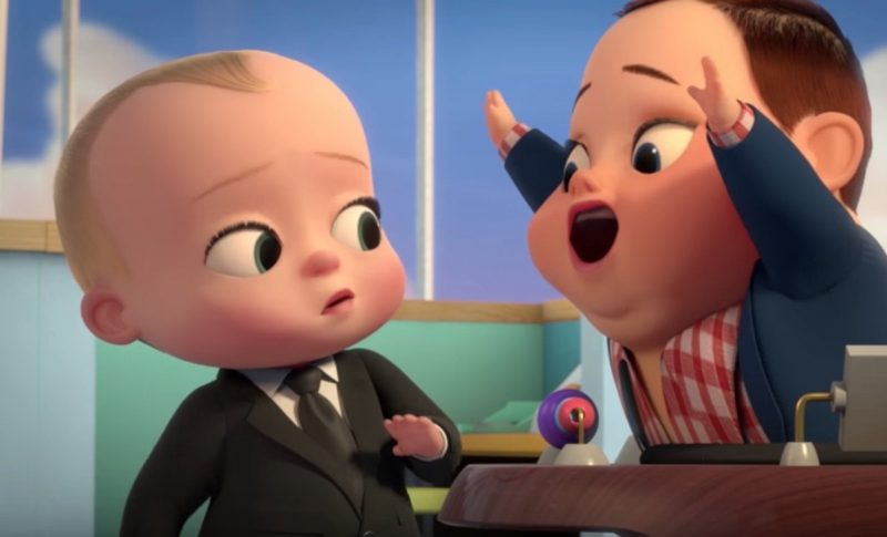 The Boss Baby Back In Business Netflix Series Trailer
