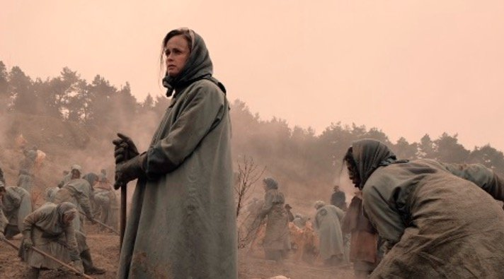 Check out a first-look photo of Alexis Bledel in The Handmaid's Tale Season 2