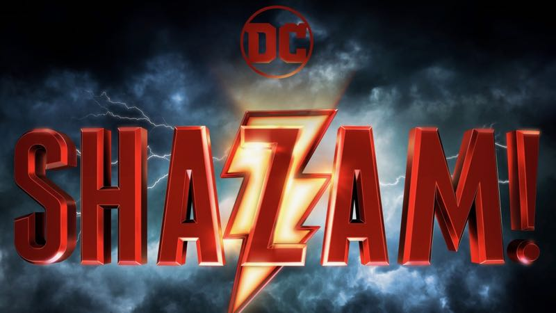 Shazam Logo Officially Revealed!