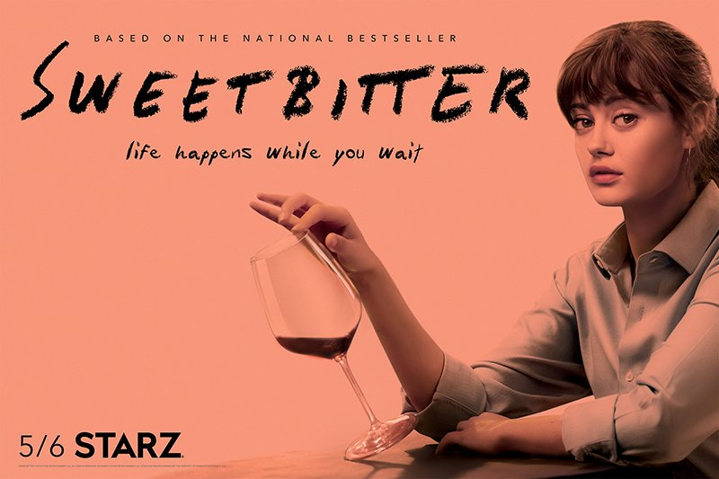 Starz Releases the Sweetbitter Trailer and Key Art