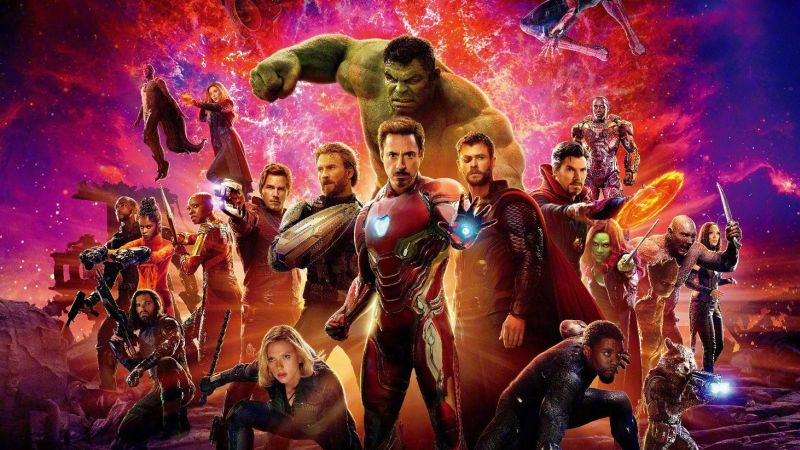 Avengers: Infinity War Chinese Poster, Release Date Revealed