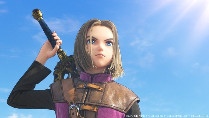 Dragon Quest XI Launches in the West on September 4
