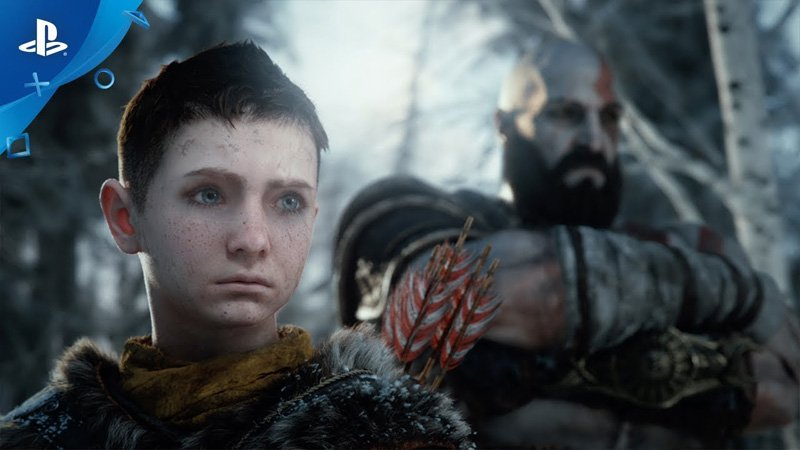 Watch the New God of War TV Commercial!