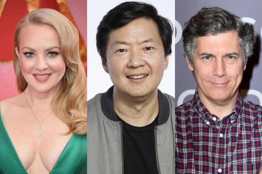 Goosebumps 2 has cast Wendi McLendon-Covery, Ken Jeong and Chris Parnell