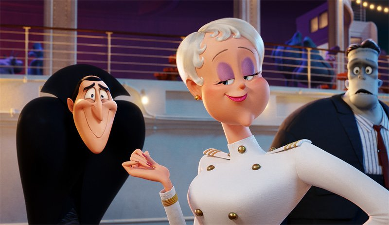 Hotel Transylvania 3 Trailer Turns Vacations Into Nightmares