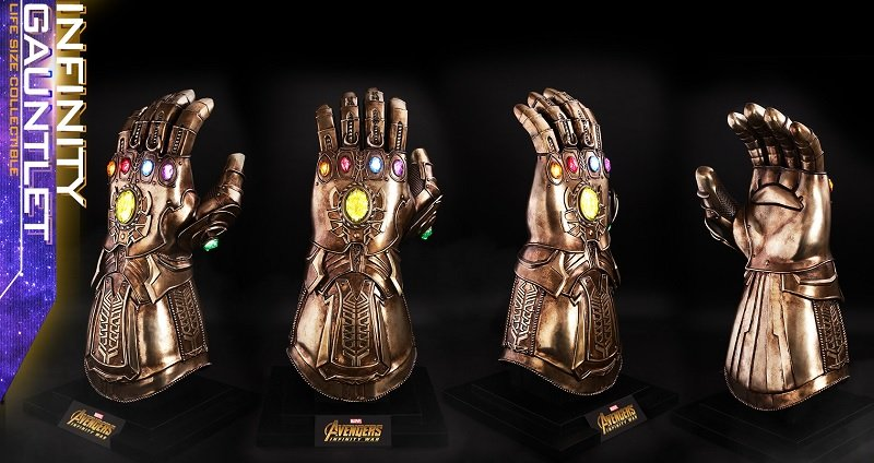 First Wave of Avengers: Infinity War Collectibles by Hot Toys