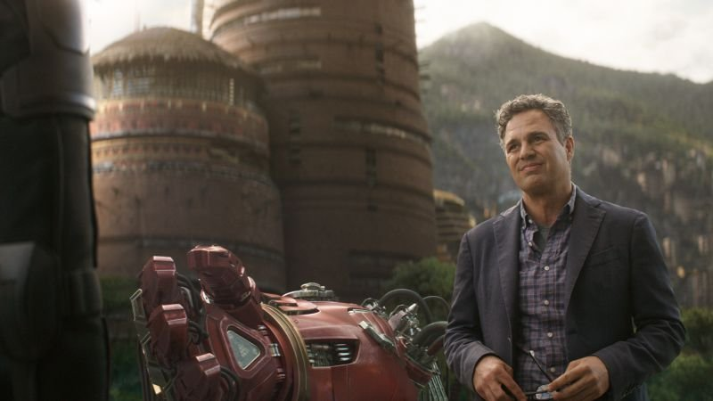 Mark Ruffalo Says Avengers 4 Reshoots are to Finish the Movie