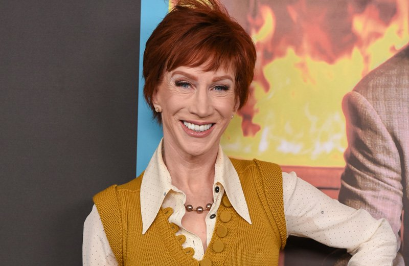 Kathy Griffin Will Appear as Kellyanne Conway