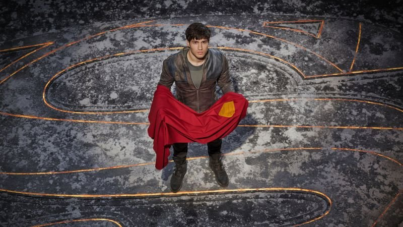 Check out a new Syfy video for Krypton entitled Making of the Legend