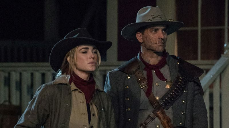 Jonah Hex Returns in DC's Legends of Tomorrow Season 3 Finale Photos