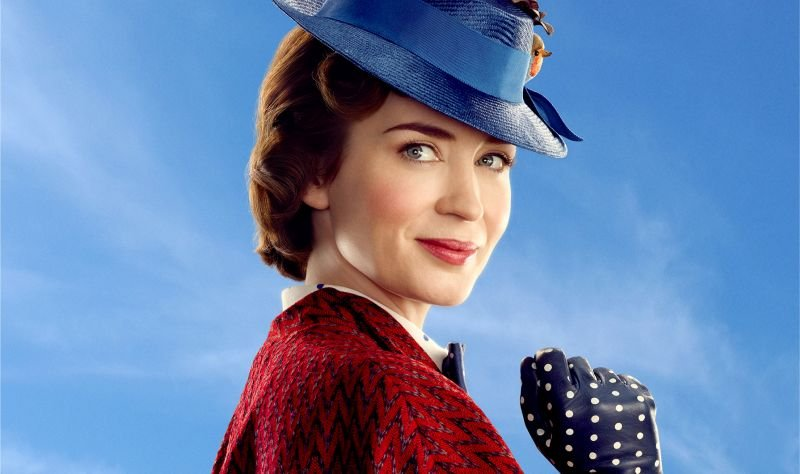 The Mary Poppins Returns Trailer is Here!