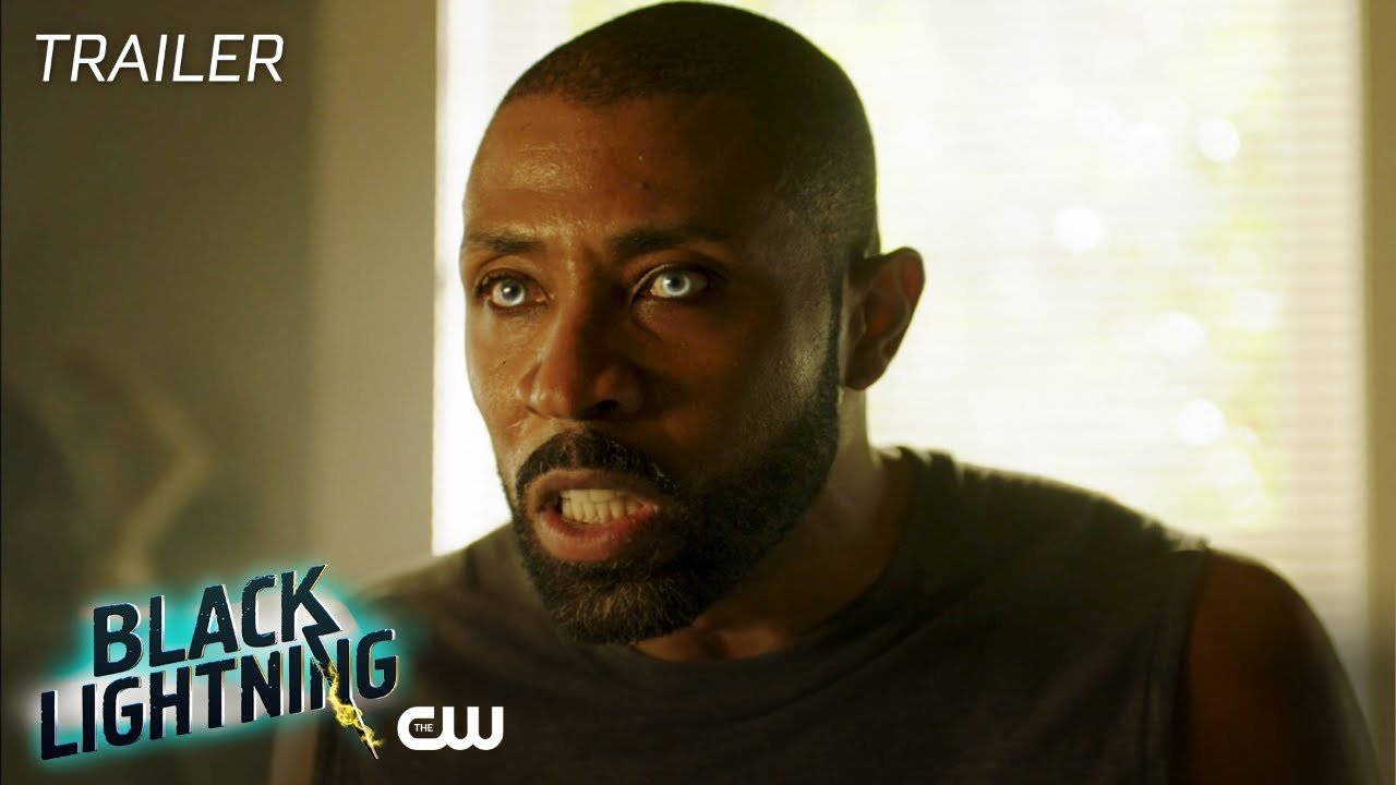 Black Lightning Episode 9 Promo: The Book of Little Black Lies