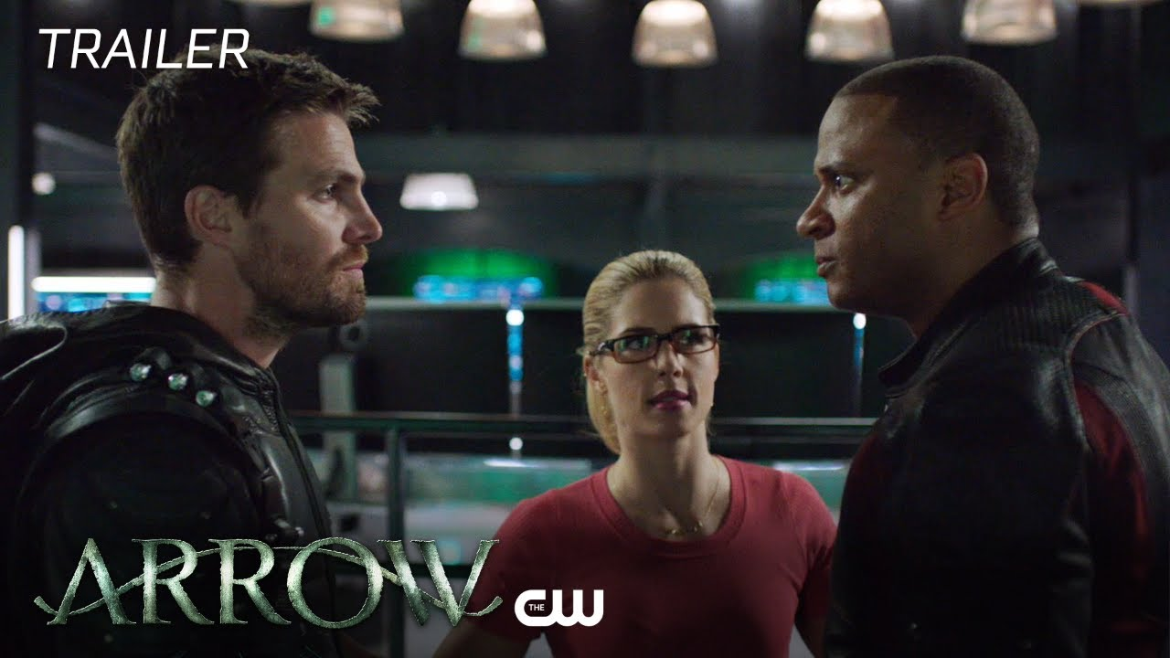 Oliver and Diggle Battle for the Mantle of Green Arrow in New Promo