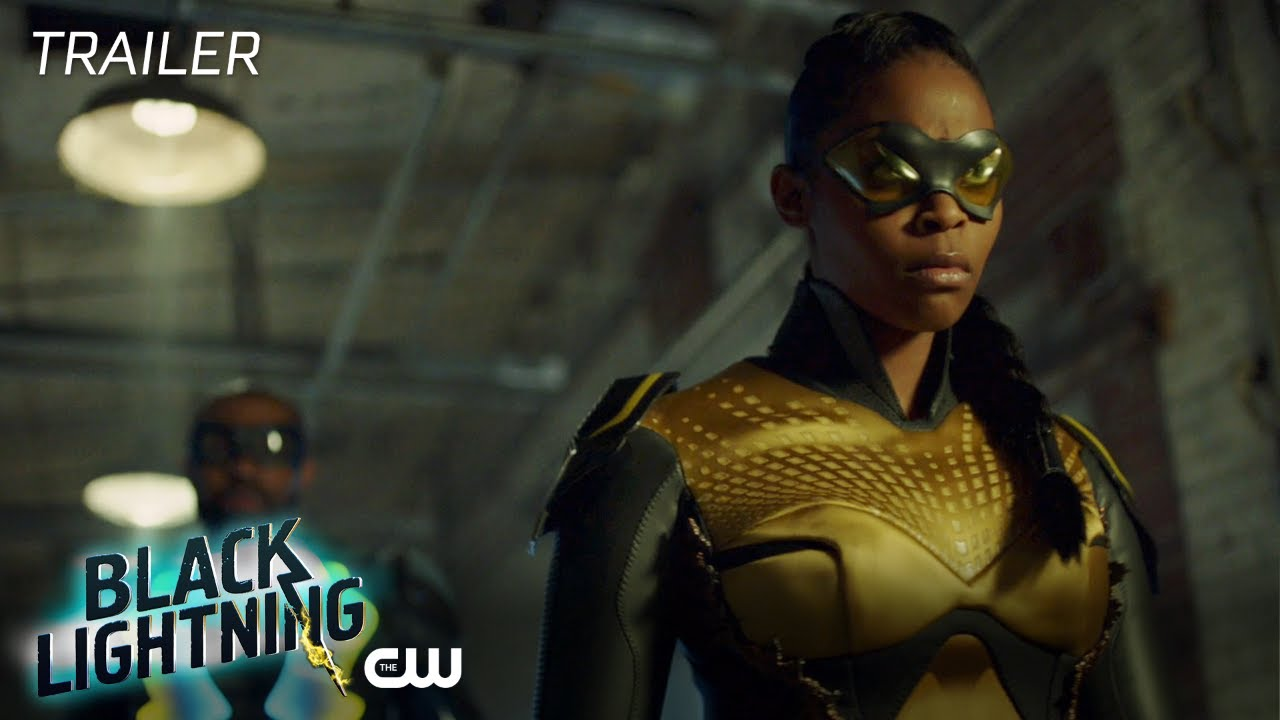 Black Lightning Episode 11 Promo: And Justice For All