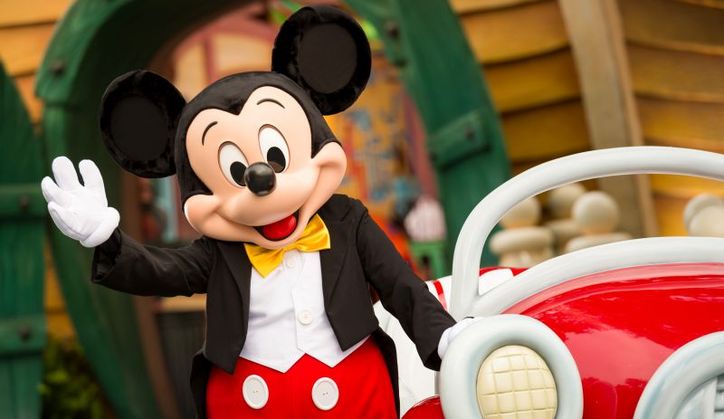 Disney Announces Plans for 90th Anniversary of Mickey Mouse
