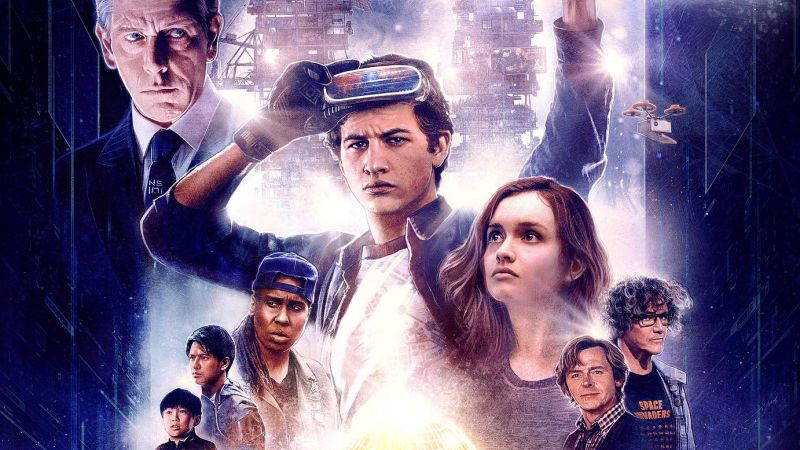 Wow, People Really Hate the New 'Ready Player One' Posters