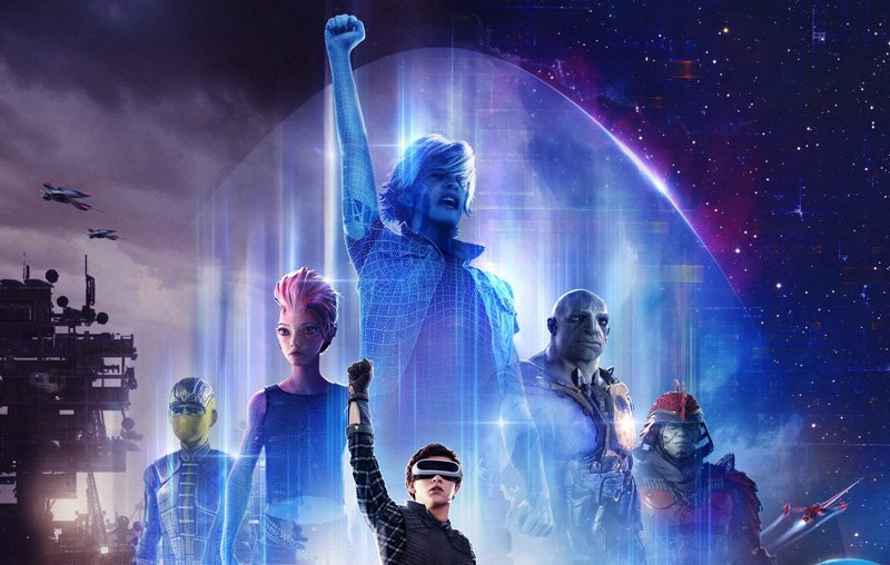 New Ready Player One Poster Released by Warner Bros.