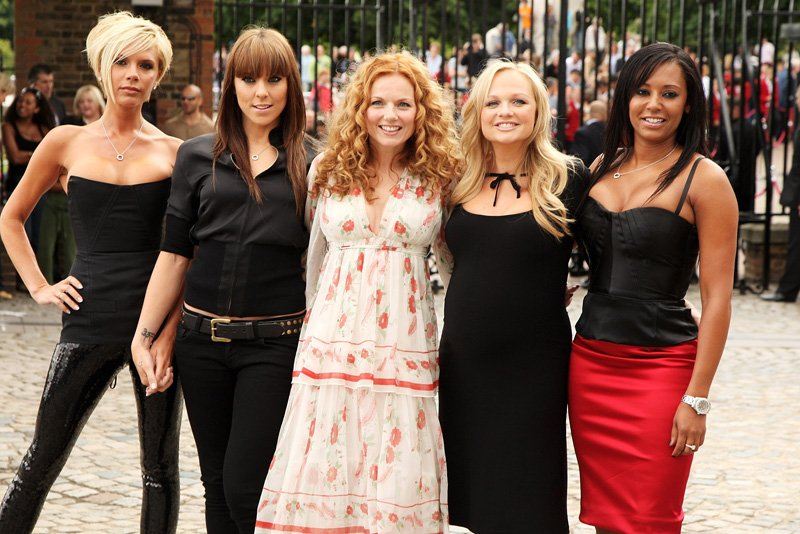 Spice Girls Reportedly Seeking World Domination via Animated Superhero Movie
