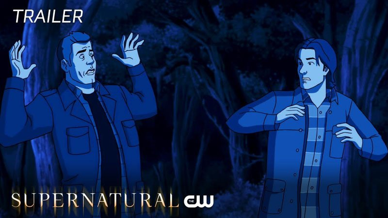 Supernatural 13.16 'ScoobyNatural' Photos and Promo