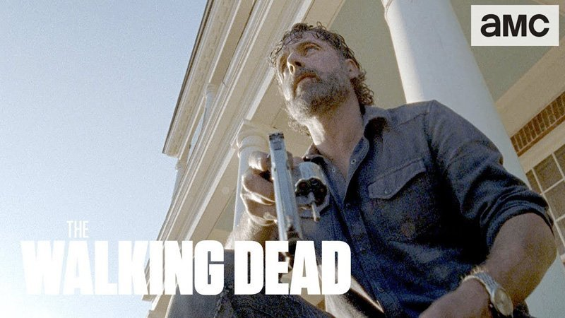 The Walking Dead Episode 8.13 Preview and Clip