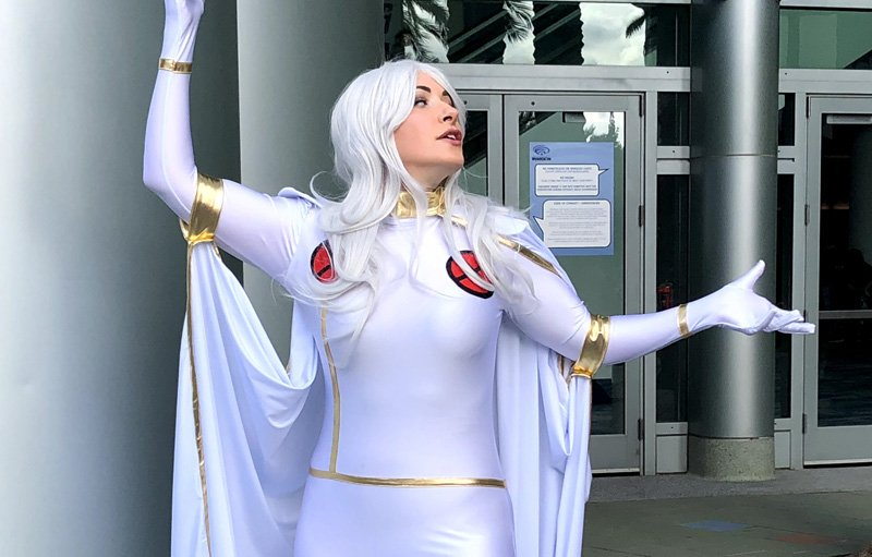 Our Second Round of WonderCon 2018 Cosplay Photos