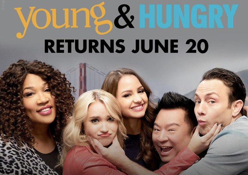 Freeform's Young & Hungry Returns for a Final Season