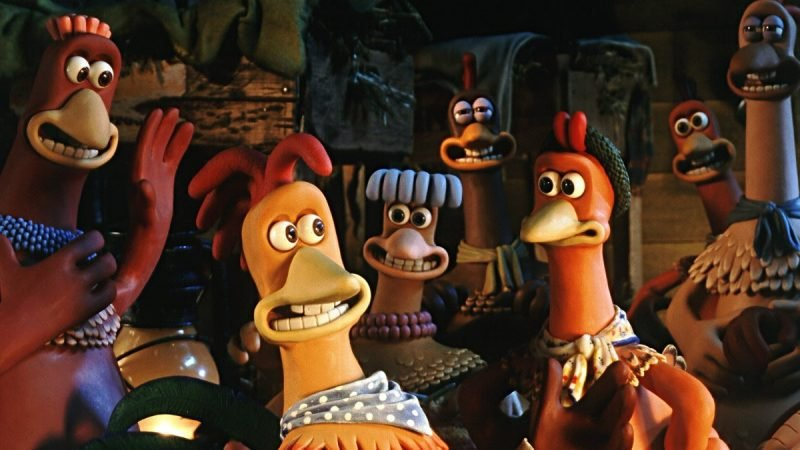 A sequel to Chicken Run is in the works