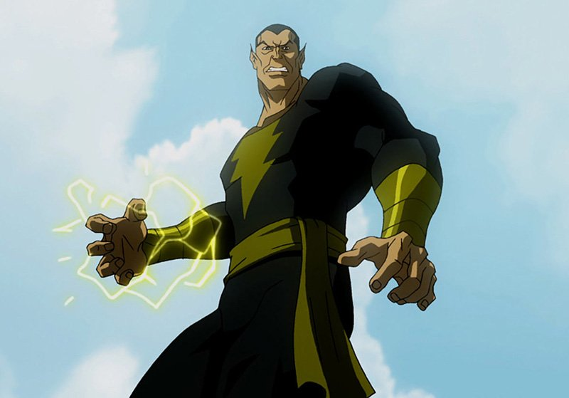 Dwayne Johnson Says Black Adam Could Film in 2019
