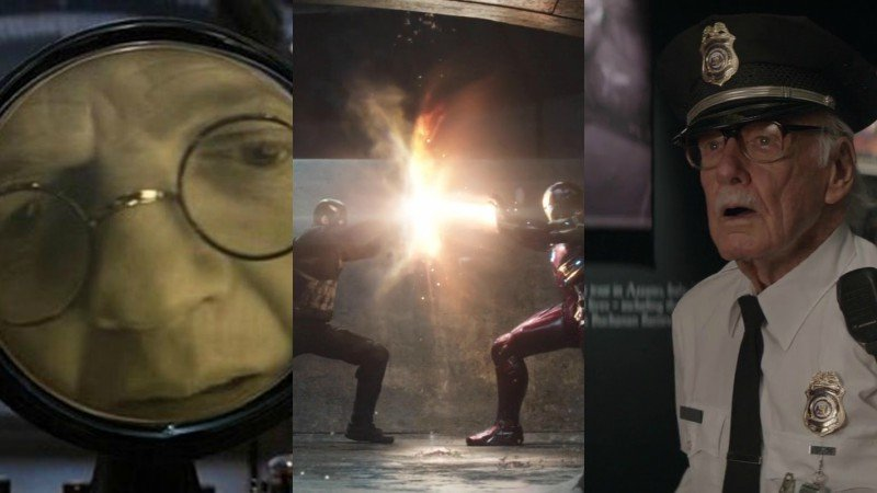 All of the Easter Eggs in the Captain America Movies