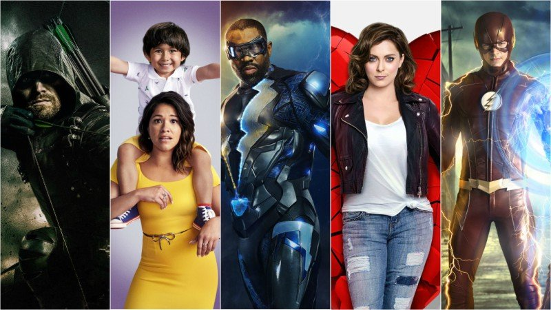 The CW Renews 10 Shows - Find Out What's Coming Back!
