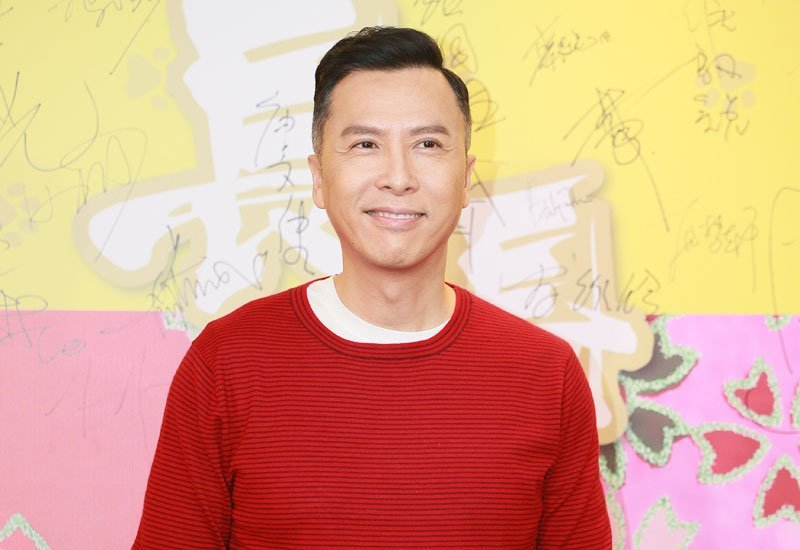 Donnie Yen to Star in Disney's Live Action Mulan!