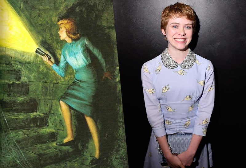 Merveilleux ITu0027s Sophia Lillis To Star In Nancy Drew And The Hidden Staircase