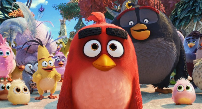 the angry birds movie 2 all star cast revealed