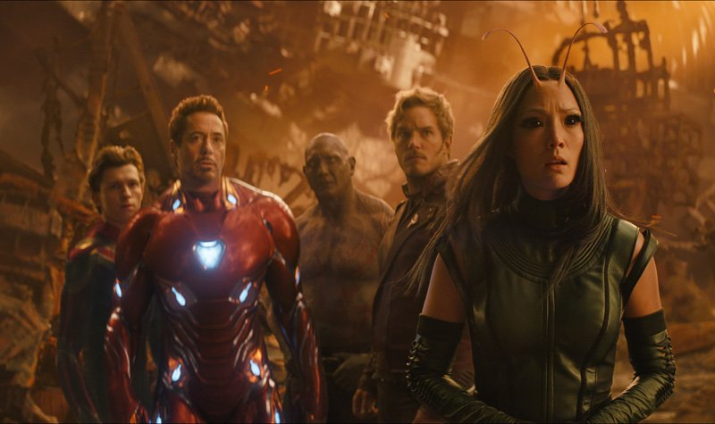 Avengers: Infinity War Debuts with Record $630M Worldwide