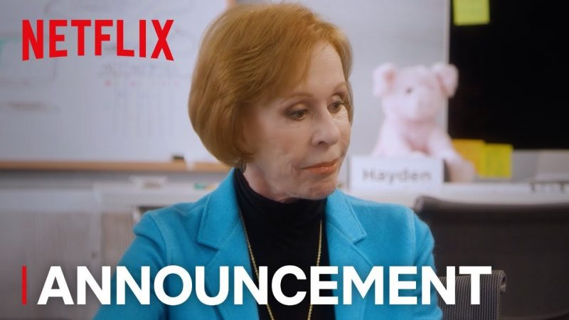A Little Help with Carol Burnett Gets a Premiere Date!