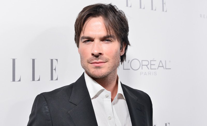 Ian Somerhalder to Join Netflix's V-Wars