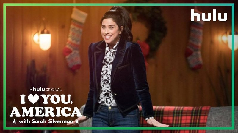 I Love You, America with Sarah Silverman Season 2 Given the Green Light