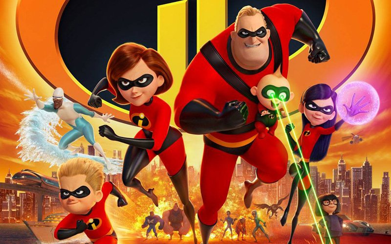 New Incredibles 2 Poster Teases Tomorrow's Trailer