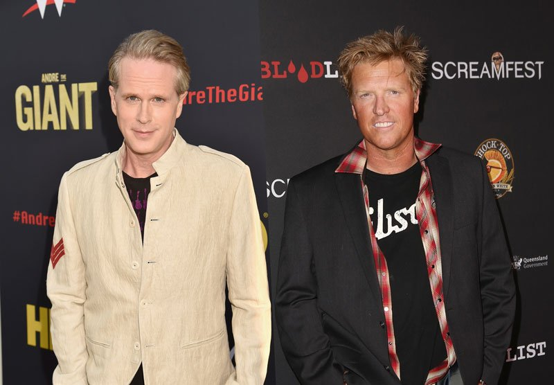 Jake Busey Latest News, Photos, and Videos